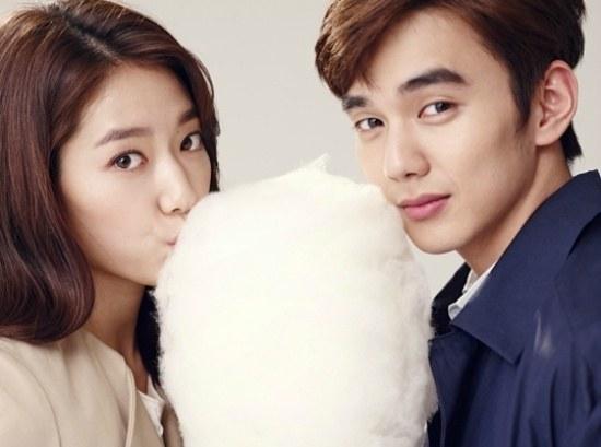 """Lee Min Ho """"lên đời"""" nhờ đóng cặp với Park Shin Hye - 8"""