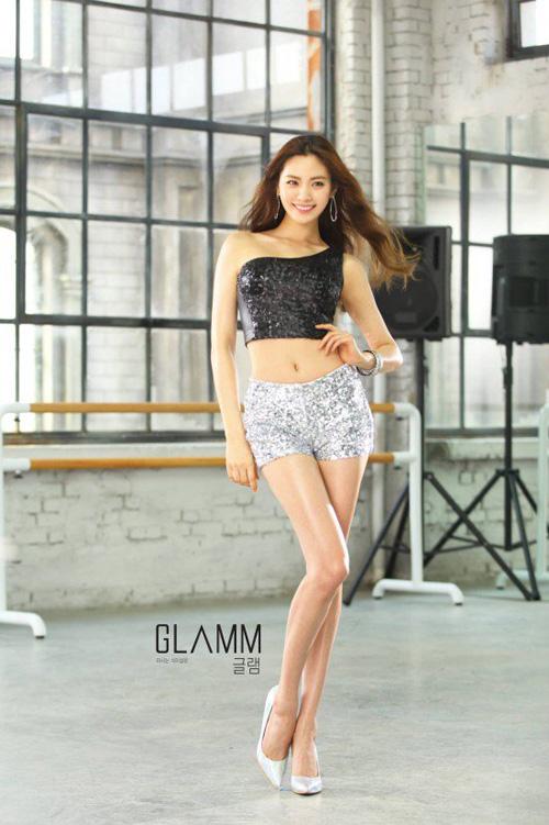 5 kiều nữ Hàn có đôi chân đẹp nhất Kbiz - 3