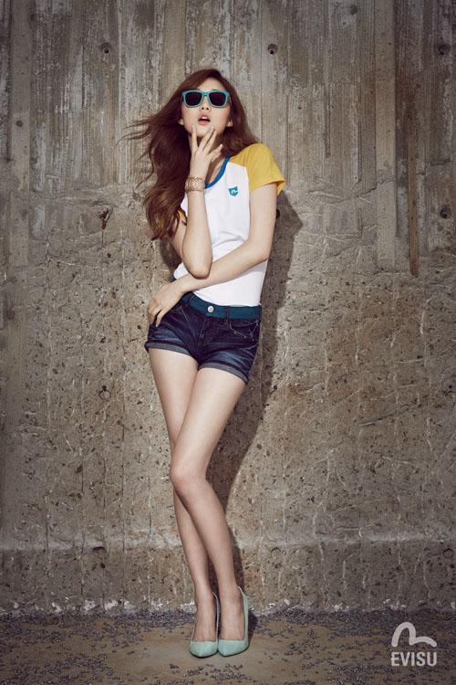 5 kiều nữ Hàn có đôi chân đẹp nhất Kbiz - 10