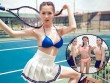 Hương Giang Idol trễ nải vòng 1 bên các hotgirl Kangnam