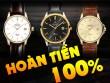"""Cơ hội """"Mua đồng hồ miễn phí"""" tại Đăng Quang Watch"""