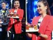 Thanh Hằng tươi rói đón sinh nhật cùng Vietnam's Next Top