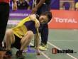 Bạn gái Tiến Minh khóc vì chấn thương, lo ngại Olympic