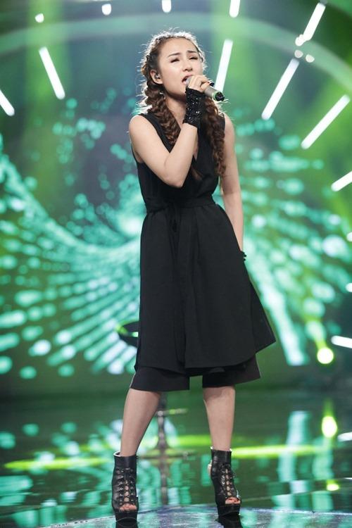 Cô gái xinh đẹp dân tộc Ba Na bị loại khỏi Vietnam Idol - 6