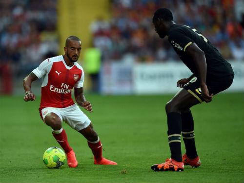 Lens - Arsenal: Siêu phẩm đến muộn - 1