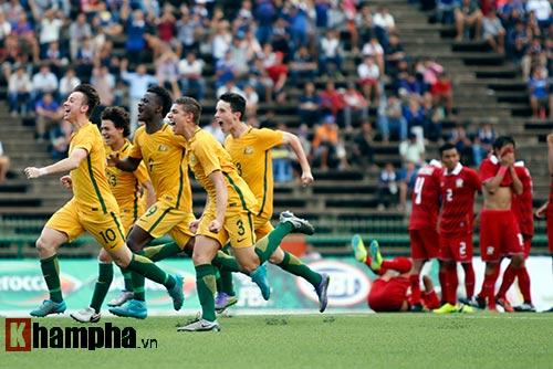 U16 Việt Nam – U16 Úc: Một bước lên ngôi vương - 1