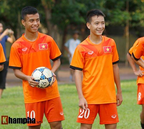 U16 Việt Nam – U16 Úc: Một bước lên ngôi vương - 2