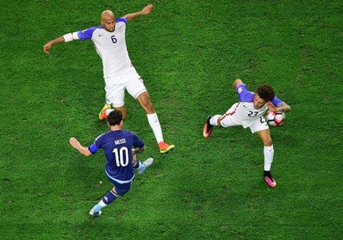 """Messi: """"Trùm"""" của những đường chuyền dọn cỗ - 1"""
