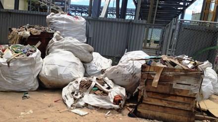 Bùn rác chất đống, cá chết trong Formosa - 1