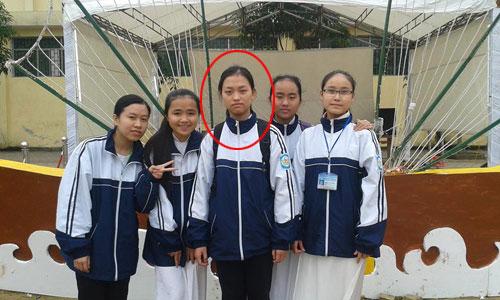 Cô gái xứ Nghệ đạt thủ khoa khối A toàn quốc - 1