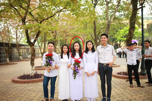 Cô gái xứ Nghệ đạt thủ khoa khối A toàn quốc - 2