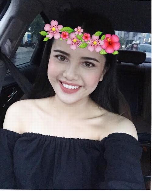 2 em gái hoa, á hậu gây chú ý ở đấu trường sắc đẹp VN - 8