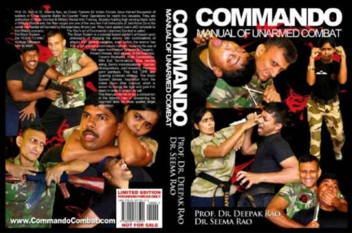 Tài nghệ của nữ huấn luyện biệt kích duy nhất Ấn Độ - 3