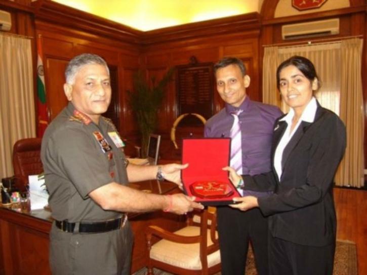 Tài nghệ của nữ huấn luyện biệt kích duy nhất Ấn Độ - 5
