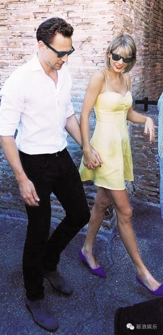 """Tom Hiddleston bị """"soi"""" đi một đôi giày hẹn hò Taylor Swift - 5"""