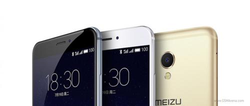 Ra mắt Meizu MX6 vỏ kim loại, giá 6,6 triệu đồng - 1
