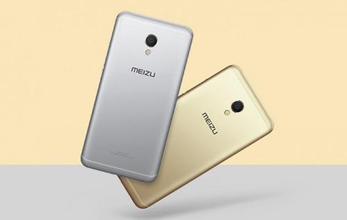 Ra mắt Meizu MX6 vỏ kim loại, giá 6,6 triệu đồng - 2