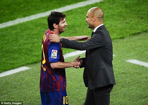 Pep Guardiola thừa nhận với fan nhí khó mang Messi về với 'Man xanh' - 3