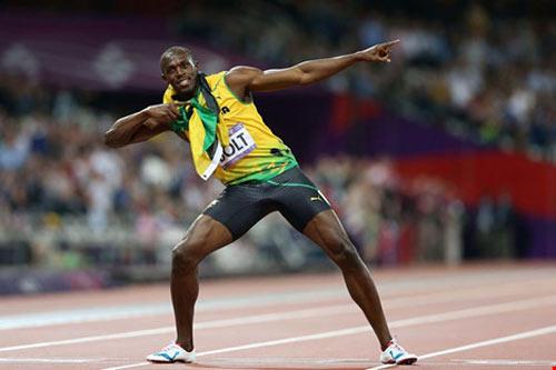 'Tia chớp' Usain Bolt tha thiết muốn làm học trò của Mourinho tại M.U - 1