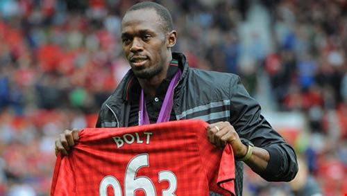 'Tia chớp' Usain Bolt tha thiết muốn làm học trò của Mourinho tại M.U - 3