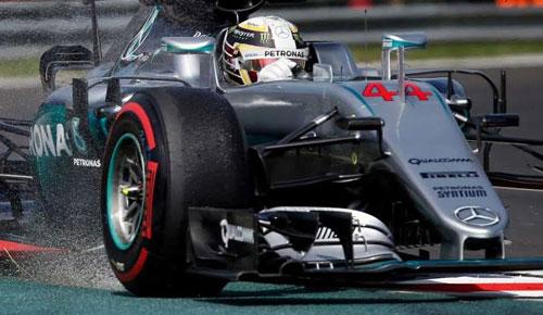 Chạy thử Hungarian GP: Mercedes - Độc cô cầu bại - 1