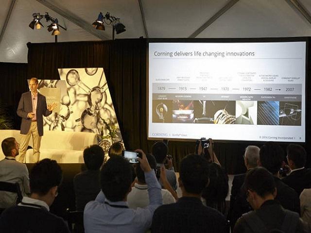 Gorilla Glass 5 có thể ra mắt trên Galaxy Note 7 - 1