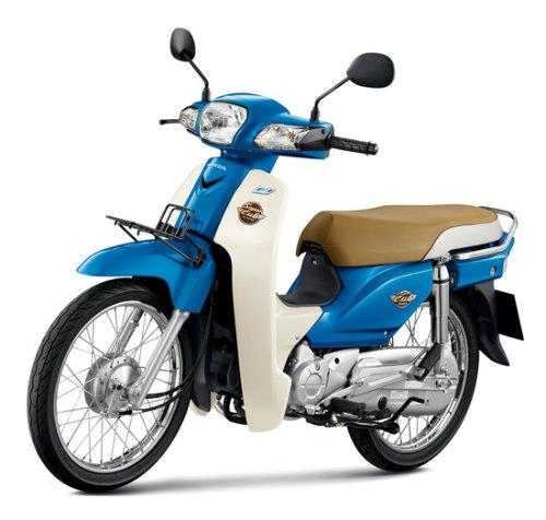 Phát thèm Honda Super Cub 2016 của Thái giá 30 triệu đồng - 1