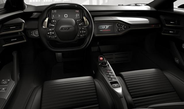 Ford cung cấp 5600 combo dành cho khách hàng Ford GT - 7