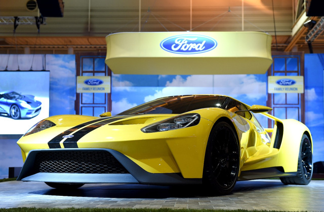 Ford cung cấp 5600 combo dành cho khách hàng Ford GT - 6