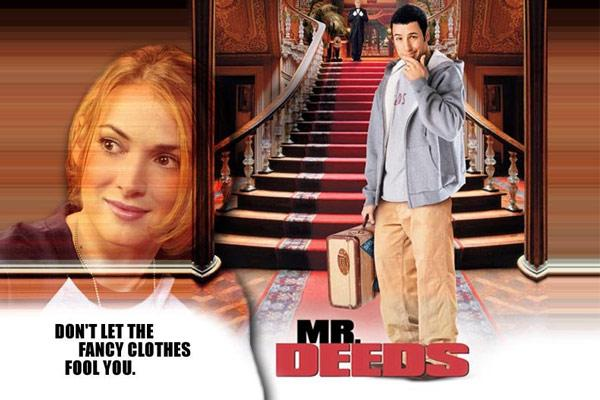 Trailer phim: Mr. Deeds - 1