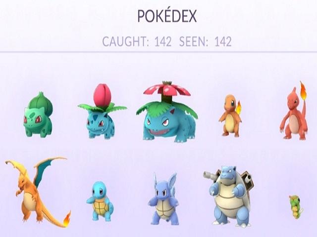 Đã có người chơi chinh phục 142 con Pokemon - 1