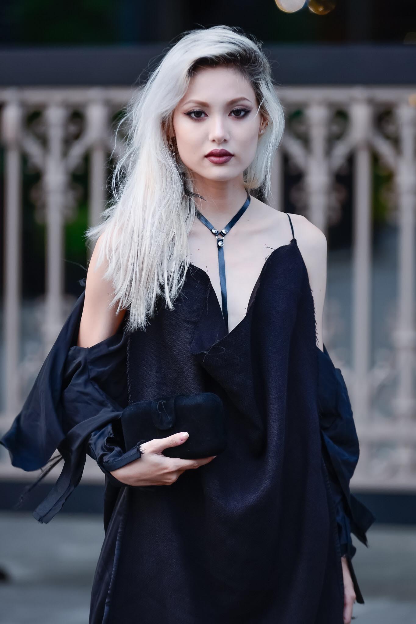 Stree style chuẩn fashionista của hot girl Fung La - 6