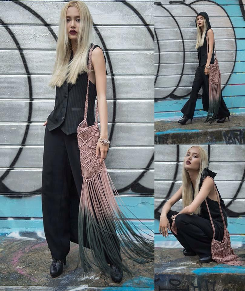 Stree style chuẩn fashionista của hot girl Fung La - 4