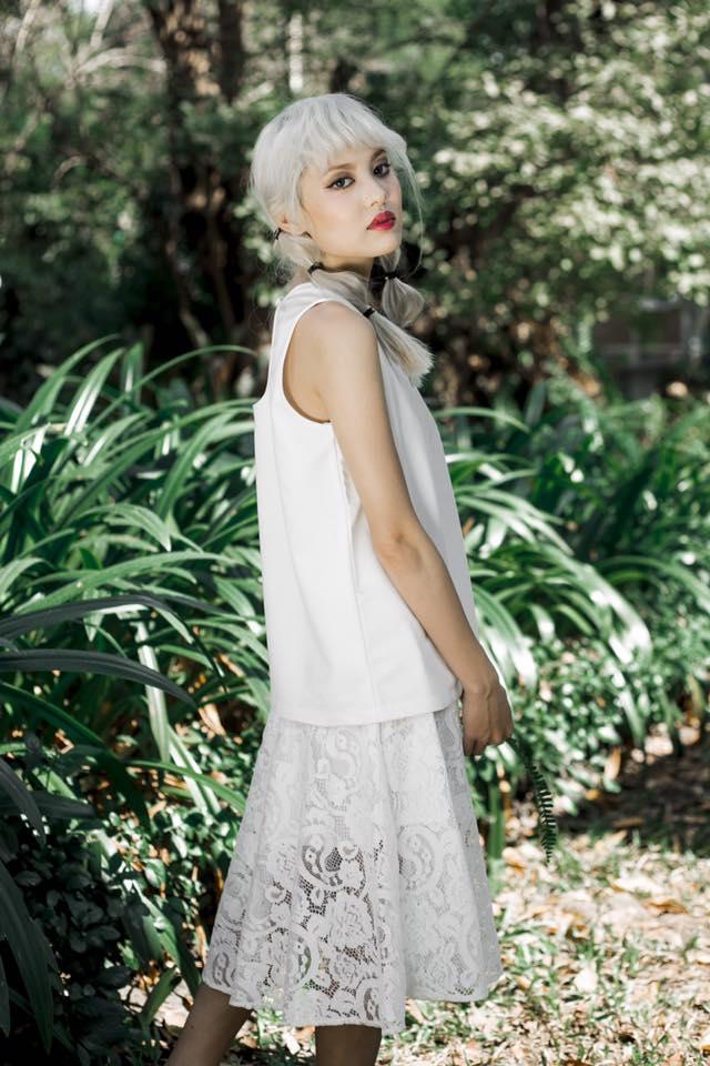 Stree style chuẩn fashionista của hot girl Fung La - 9