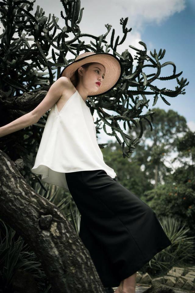 Stree style chuẩn fashionista của hot girl Fung La - 10