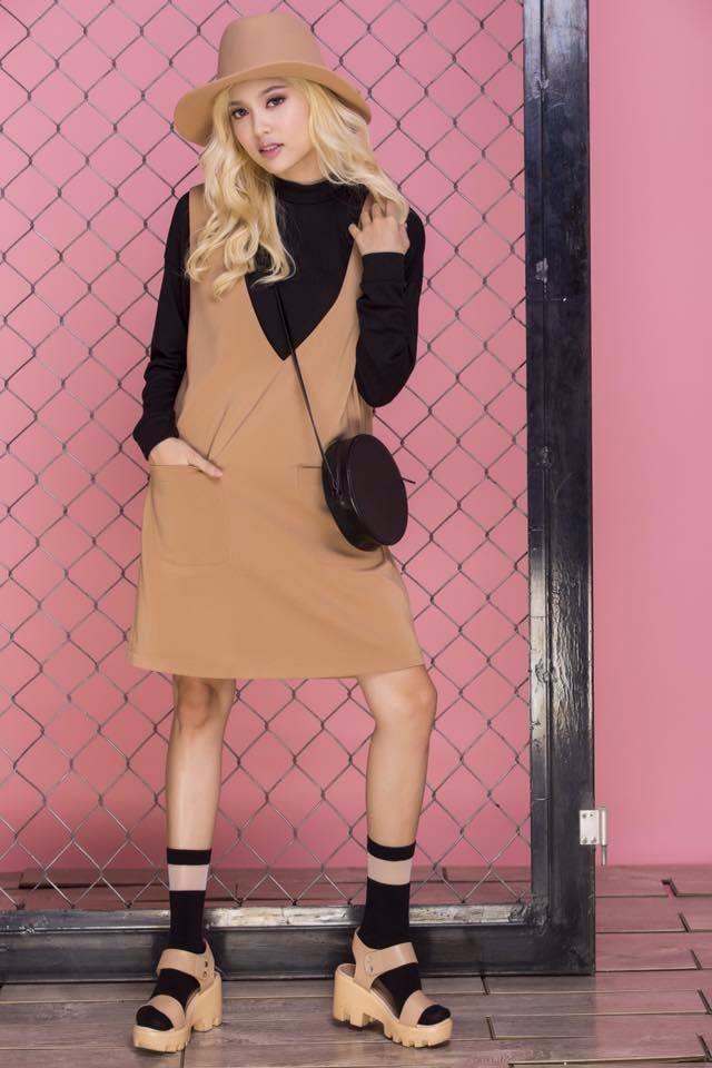 Stree style chuẩn fashionista của hot girl Fung La - 11