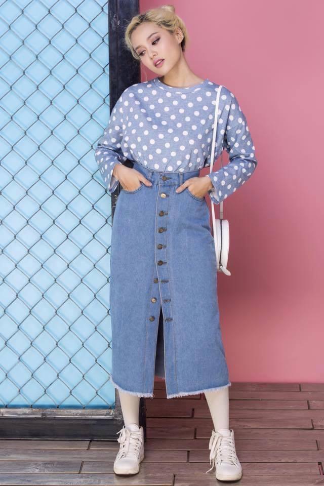 Stree style chuẩn fashionista của hot girl Fung La - 12