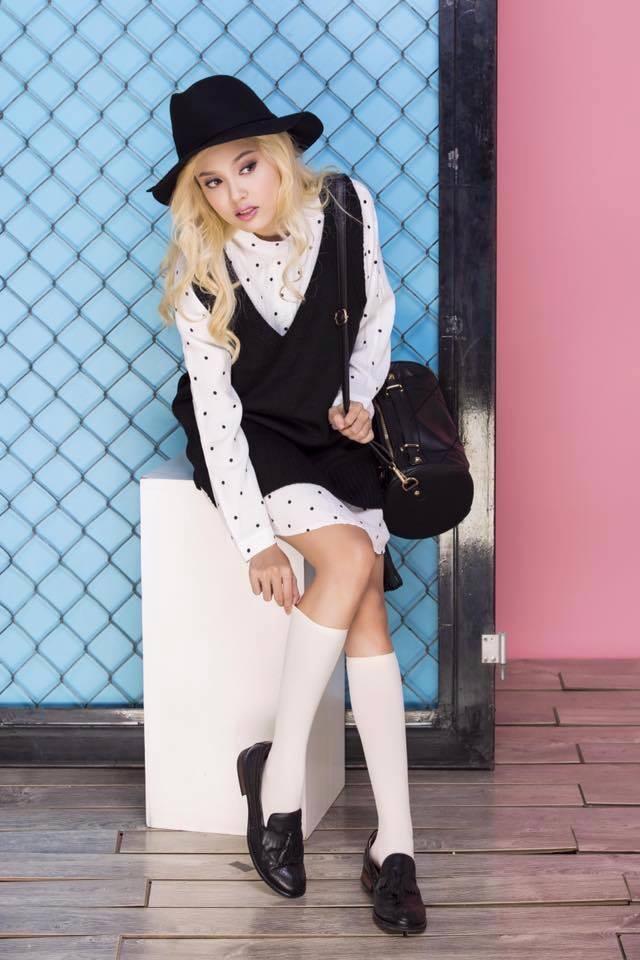 Stree style chuẩn fashionista của hot girl Fung La - 13