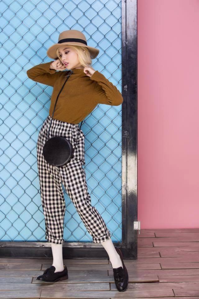 Stree style chuẩn fashionista của hot girl Fung La - 14