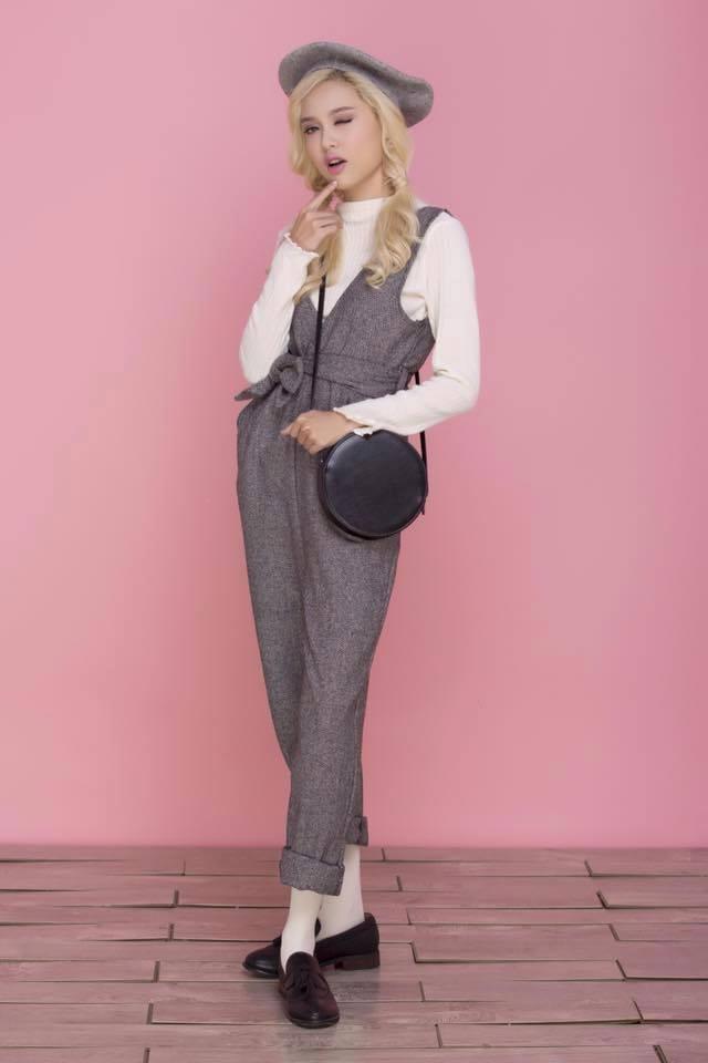 Stree style chuẩn fashionista của hot girl Fung La - 15