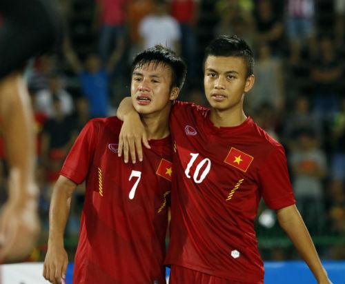 Thua tức tưởi, U16 Việt Nam khóc như mưa nhận HCB - 12