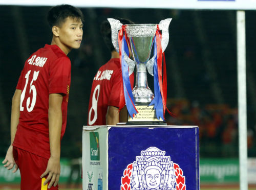 Thua tức tưởi, U16 Việt Nam khóc như mưa nhận HCB - 14