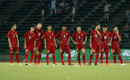 Thua tức tưởi, U16 Việt Nam khóc như mưa nhận HCB - 3
