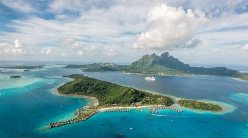 Bí mật ngạc nhiên về thiên đường nhiệt đới Bora Bora - 1