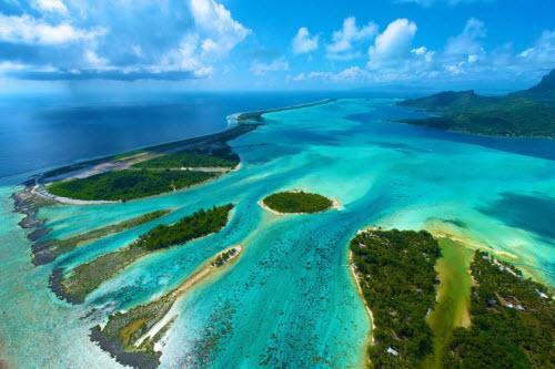 Bí mật ngạc nhiên về thiên đường nhiệt đới Bora Bora - 4