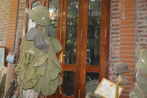 """""""Bảo tàng"""" chiến tranh trong nhà người đàn ông xứ Nghệ - 8"""