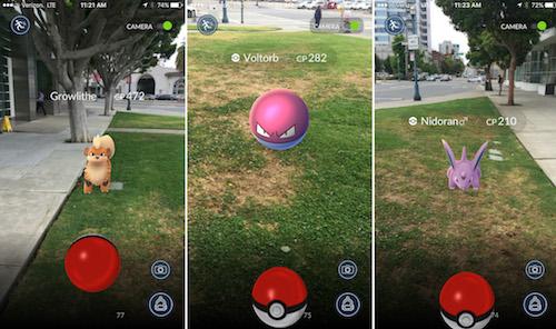 Những sự cố hi hữu khi chơi game Pokémon GO - 1