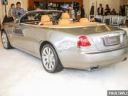 Mê mẩn với chiếc mui trần siêu sang Rolls-Royce Dawn