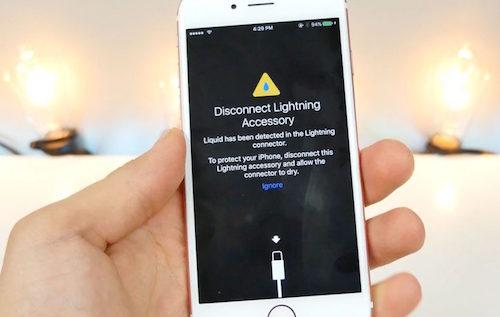 Thêm bằng chứng iPhone 7 có khả năng chống nước - 1