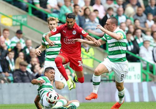 Celtic - Leicester: 2 nhà vô địch so tài kịch tính - 1